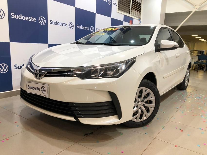 Image Toyota Corolla Gli 1.8 Automatico Flex 4p 2019