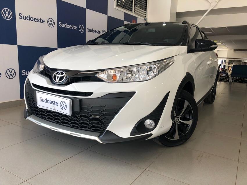 Image Toyota Yaris X-Way Flex 4p Automatico 2020