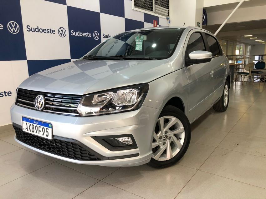 Image Volkswagen Gol 1.6 Msi Automatico Flex 4p 2019