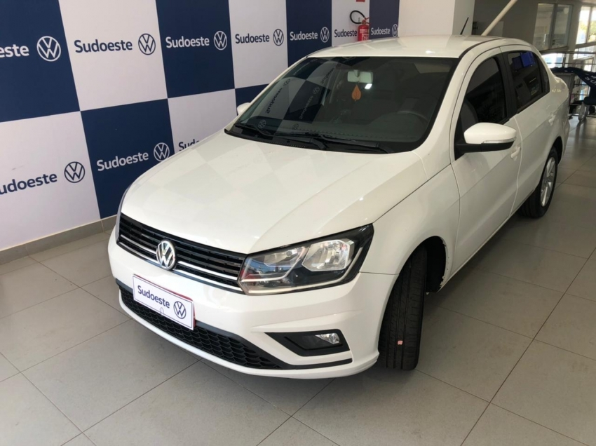 Image Volkswagen Voyage 1.6 L Mb5 Flex 4p Automatico 2019