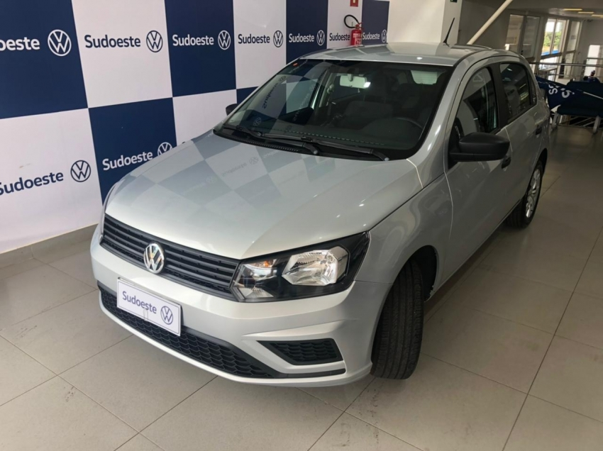 Image Volkswagen Gol 1.6l Mb5 Flex 4p Manual 2020