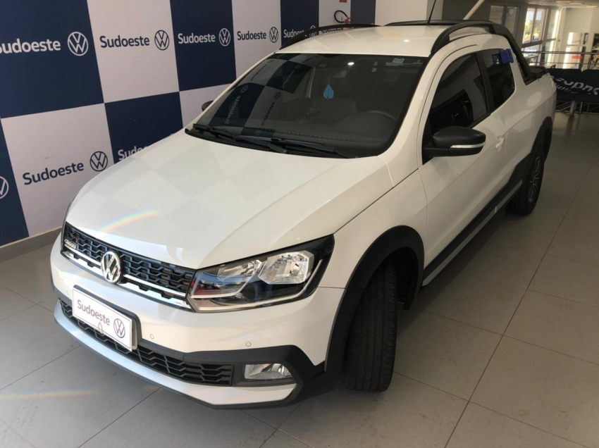 Image Volkswagen Saveiro Cd Cross Flex 4p Manual 2019