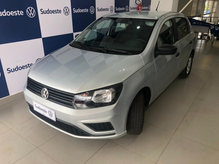 Image Volkswagen Gol 1.0 L Mc Flex 4p Manual 2021