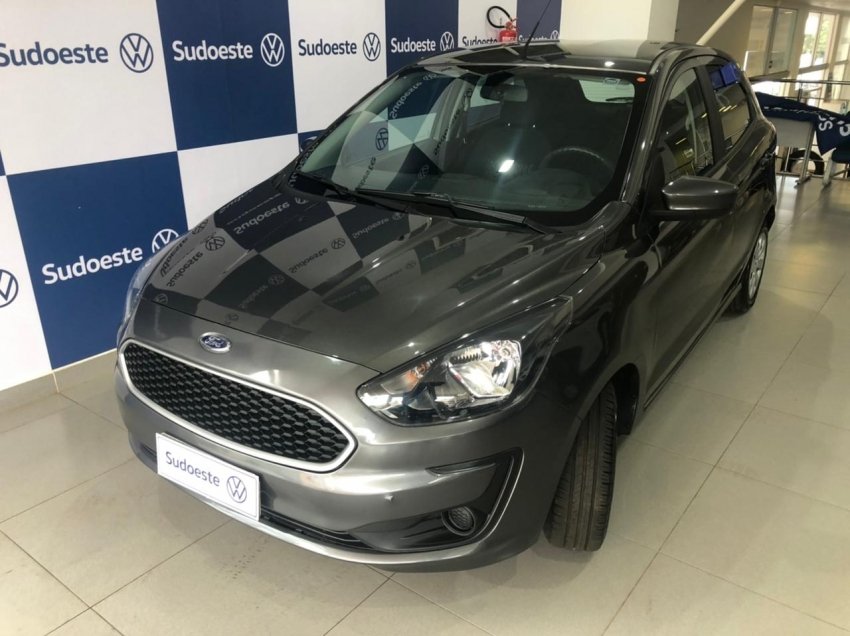 Image Ford Ka Se 1.0 Ha Flex 4p Manual 2019