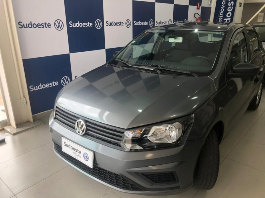 Image Volkswagen Gol 1.0 L Mc Flex 4p Manual 2020