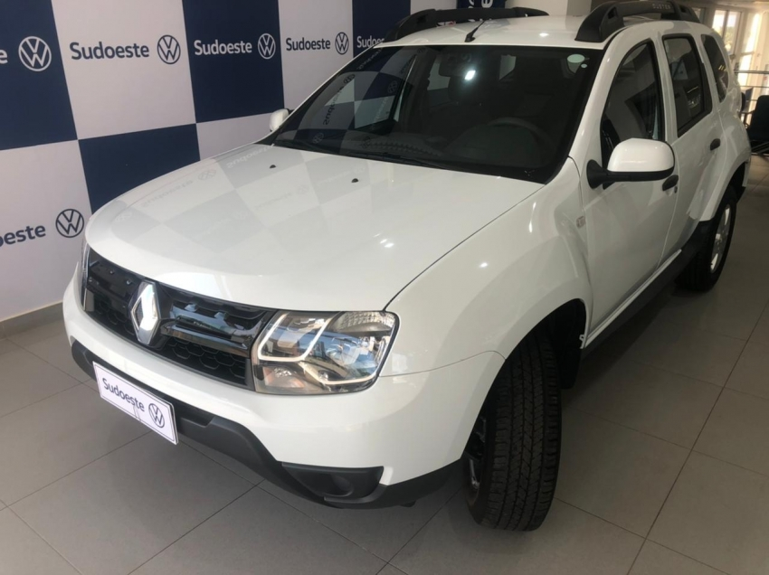 Image Renault Duster 16 E 4x2 Flex 4p Manual 2020