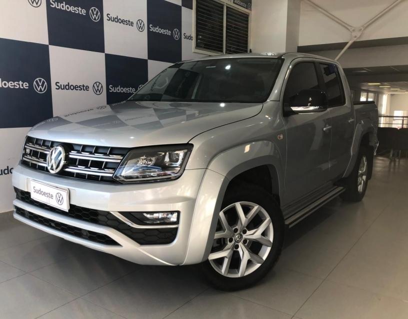 Image Volkswagen Amarok V6 High Diesel 4p Automatico 2019