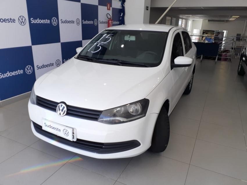 Image Volkswagen Voyage Novo Tl Flex 4p Manual 2015