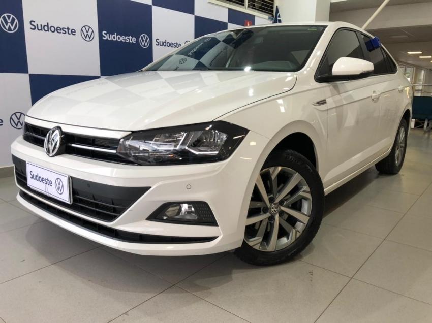 Image Volkswagen Virtus Cl Flex 4p Automatico 2020