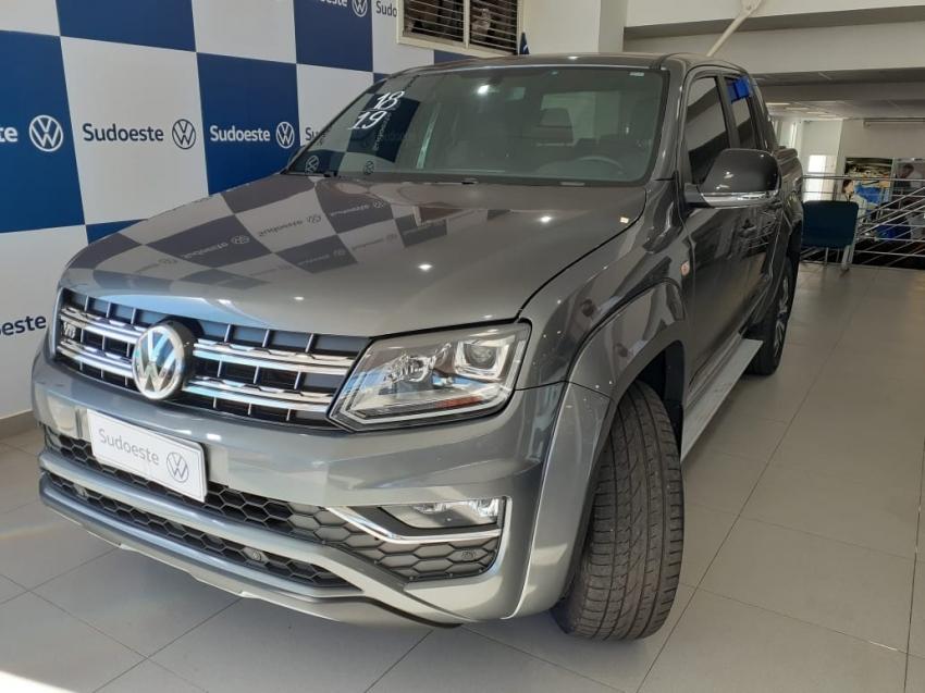 Image Volkswagen Amarok V6 Extr Diesel 4p Automatico 2019