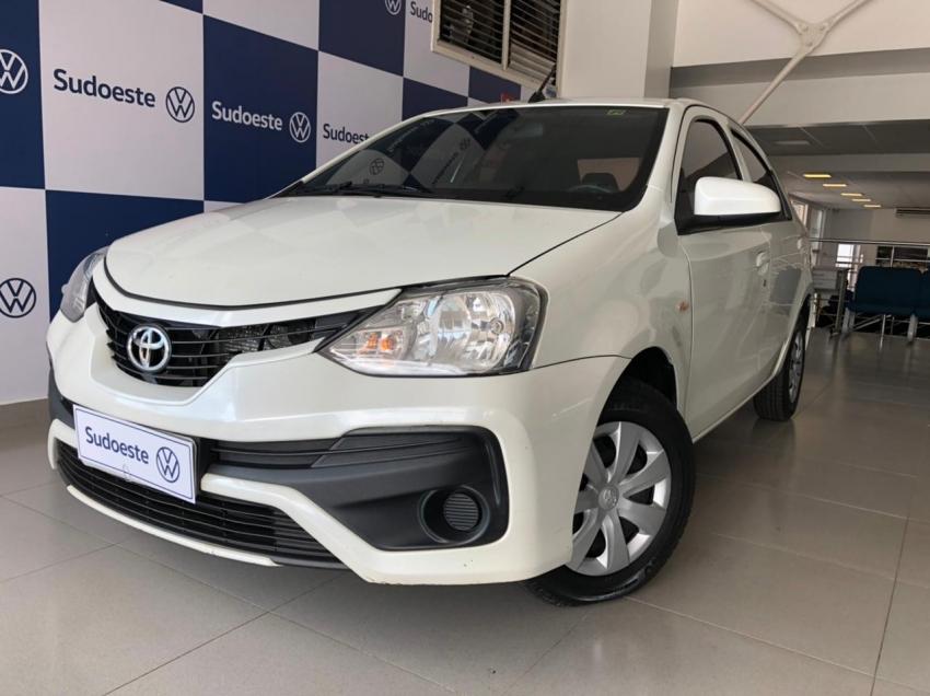 Image Toyota Etios Sd X 15l Mt Flex 4p Manual 2018