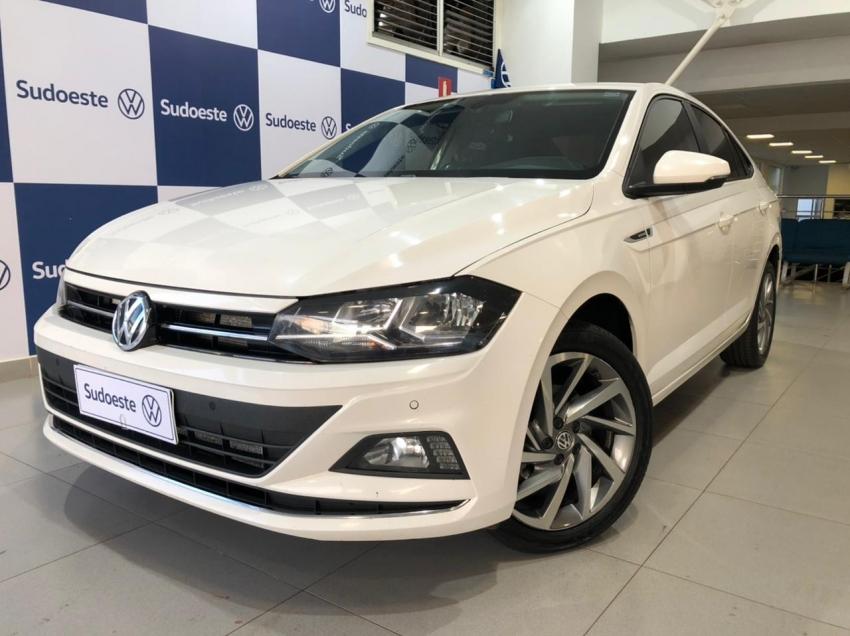 Image Volkswagen Virtus Hl Flex 4p Automatico 2019