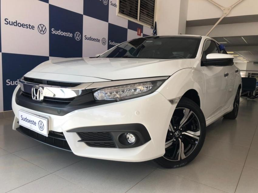 Image Honda Civic Touring Flex 4p Automatico 2017