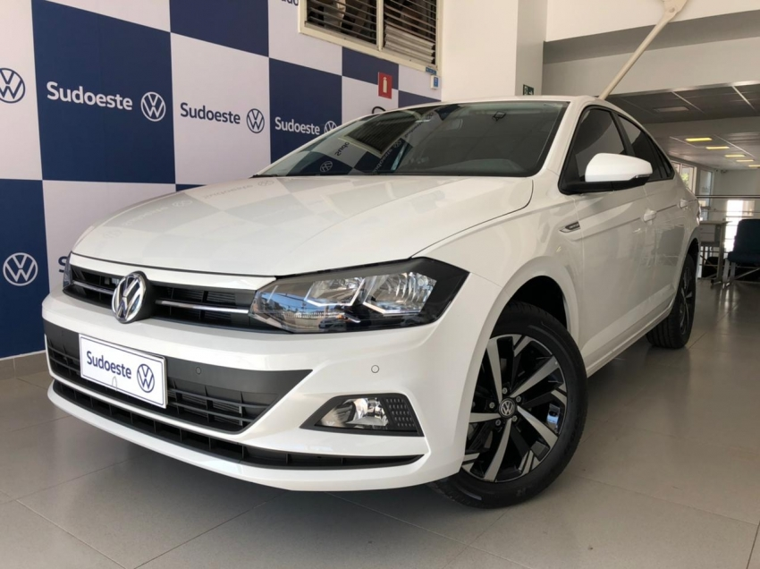 Image Volkswagen Virtus Tsi Comfortline Flex 4p Automatico 2021