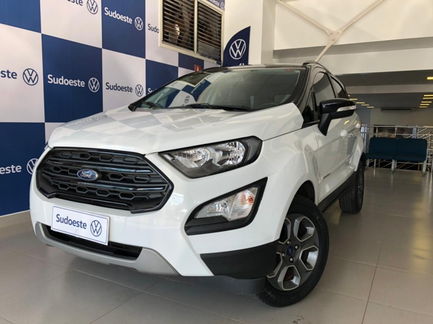 Image Ford Ecosport Freestyle 1.5 At Flex 4p Automatico 2020