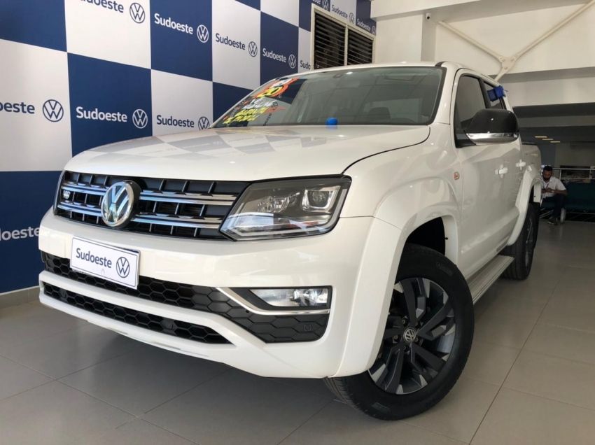 Image Volkswagen Amarok V6 Highline Diesel 4p Automatico 2020