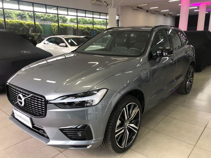 Volvo xc 60 t8 r-desing 2.0 hibrido 4p automatico 2021