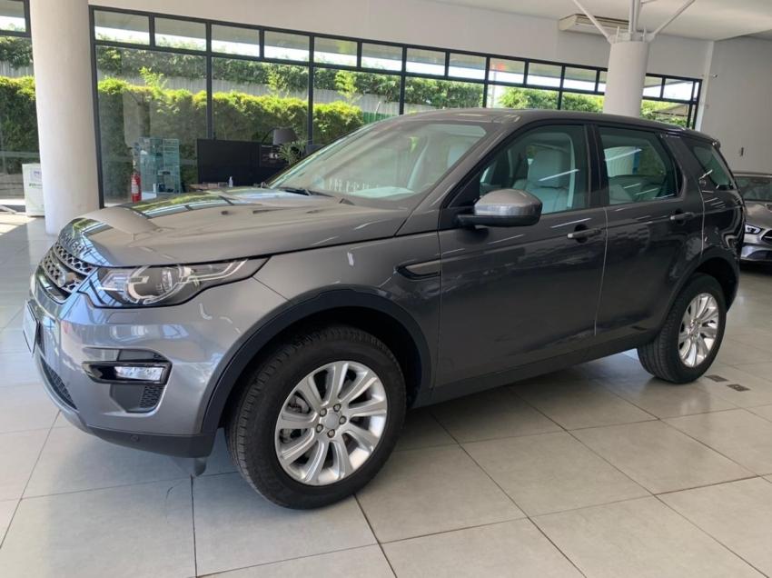 Land rover discovery sport se si4 2.0 gasolina 4p automatico 2018