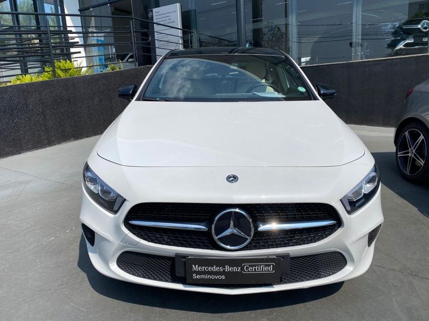 Mercedes a 250 vision gasolina 4p automatico 2020