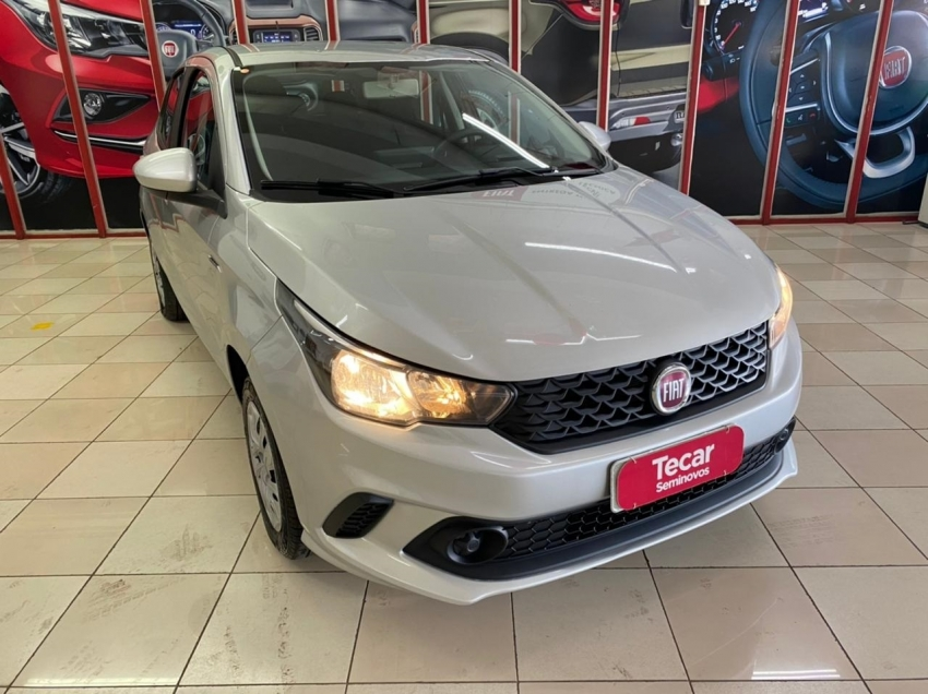 Fiat argo drive 1.0 flex 4p manual 2019