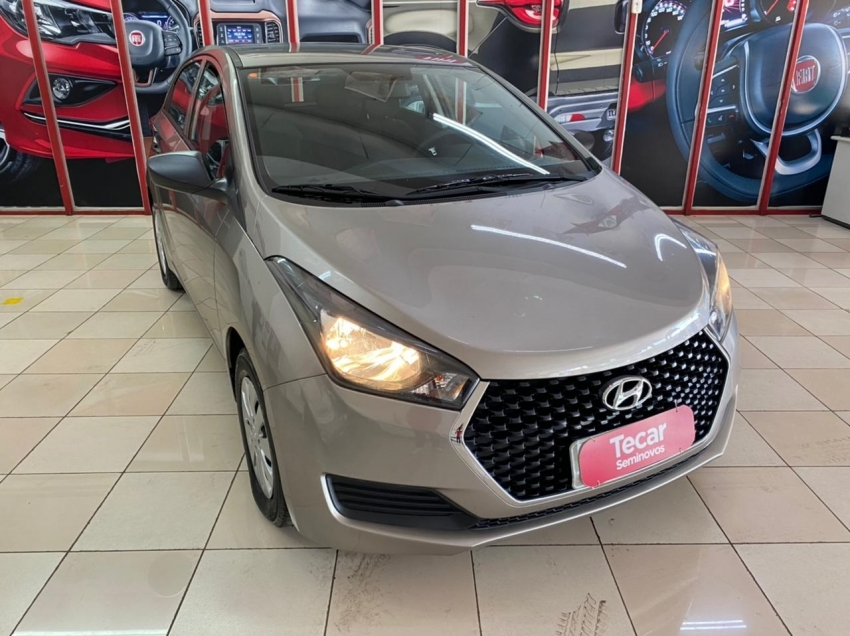 Hyundai hb20 unique flex 4p manual 2019