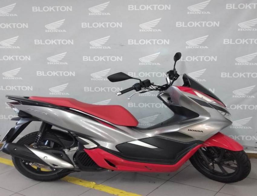 Honda pcx 150 sport gasolina p automatico 2019