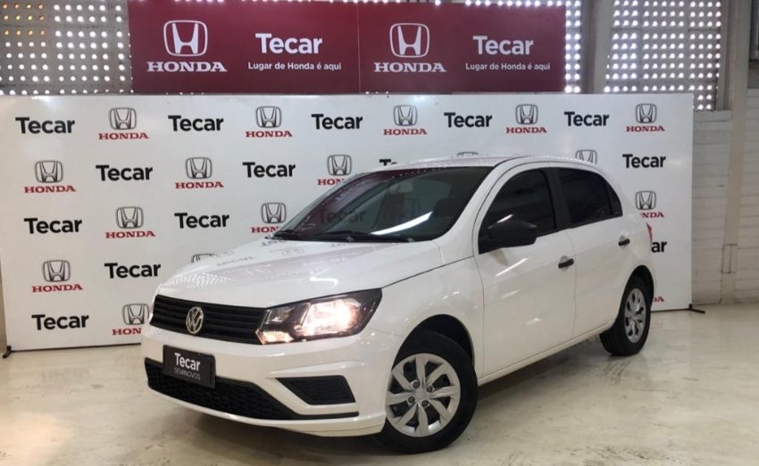 Image Volkswagen Gol 1.0 L Mc4 Flex 2p Manual 2021