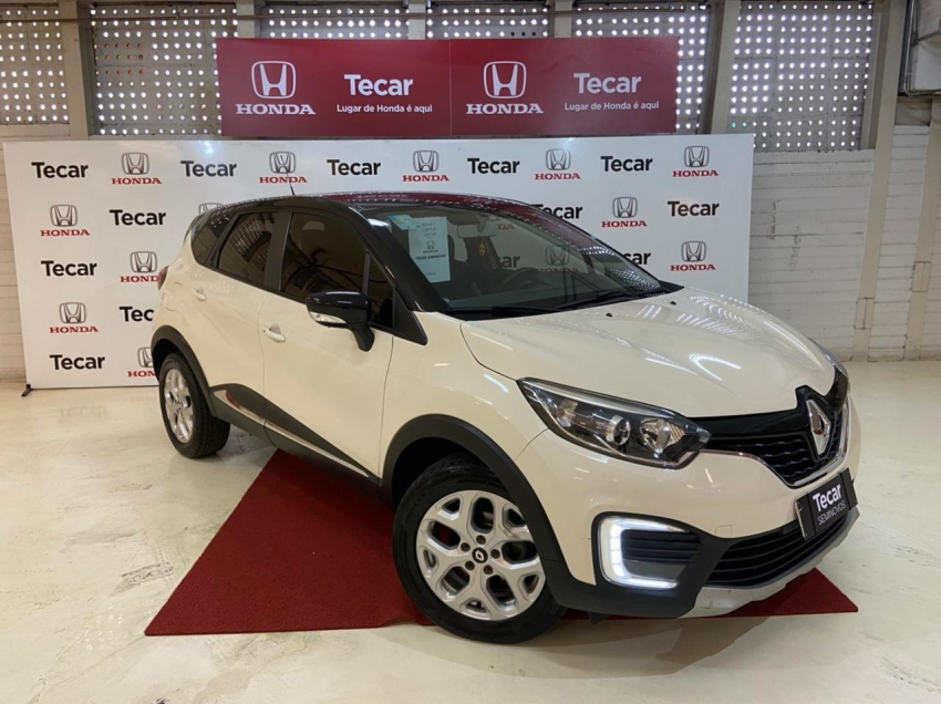 Image Renault Captur Zen 16 A Flex 4p Automatico 2018