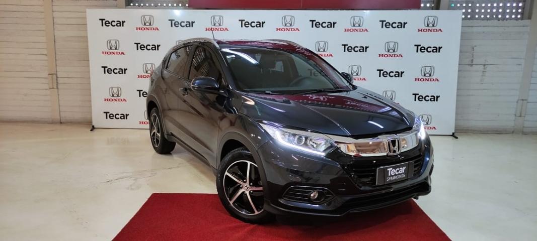 Image Honda Hr-V Exl 1.8 At Cvt Flex 5p Automatico 2020