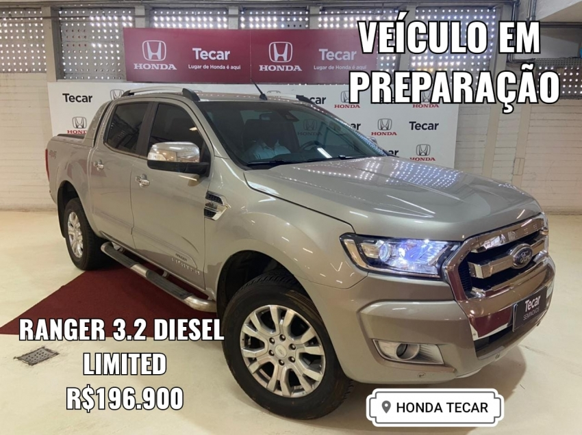 Image Ford Ranger Limited 4x4 3.2 Diesel 4p Automatico 2019