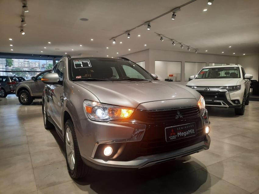 Image Mitsubishi Asx 2.0 Cvt Awd Gasolina 4p Automatico 2017