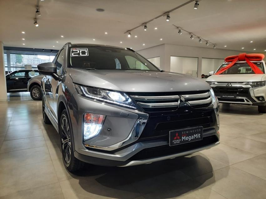 Image Mitsubishi Eclipse Cross Hpe-S Awd Gasolina 4p Automatico 2020