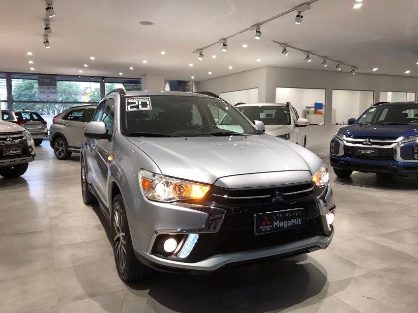 Image Mitsubishi Asx Gls Flex 4p Automatico 2020