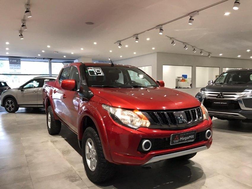 Image Mitsubishi L200 Triton Gls At Diesel 4p Automatico 2019