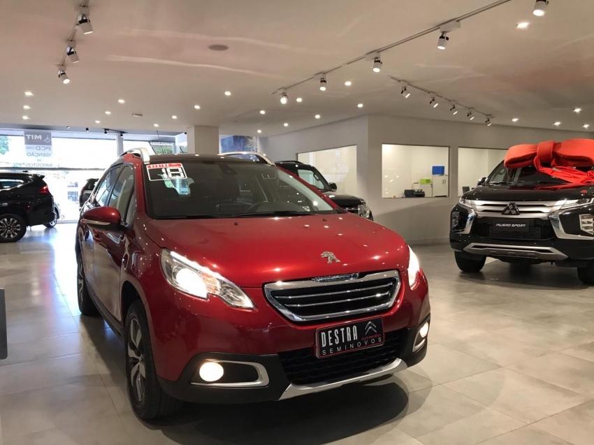 Image Peugeot 2008 Griffe At 6 Flex 4p Automatico 2018