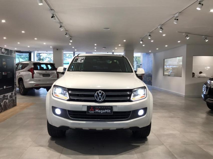 Image Volkswagen Amarok Highline Diesel 4p Automatico 2016