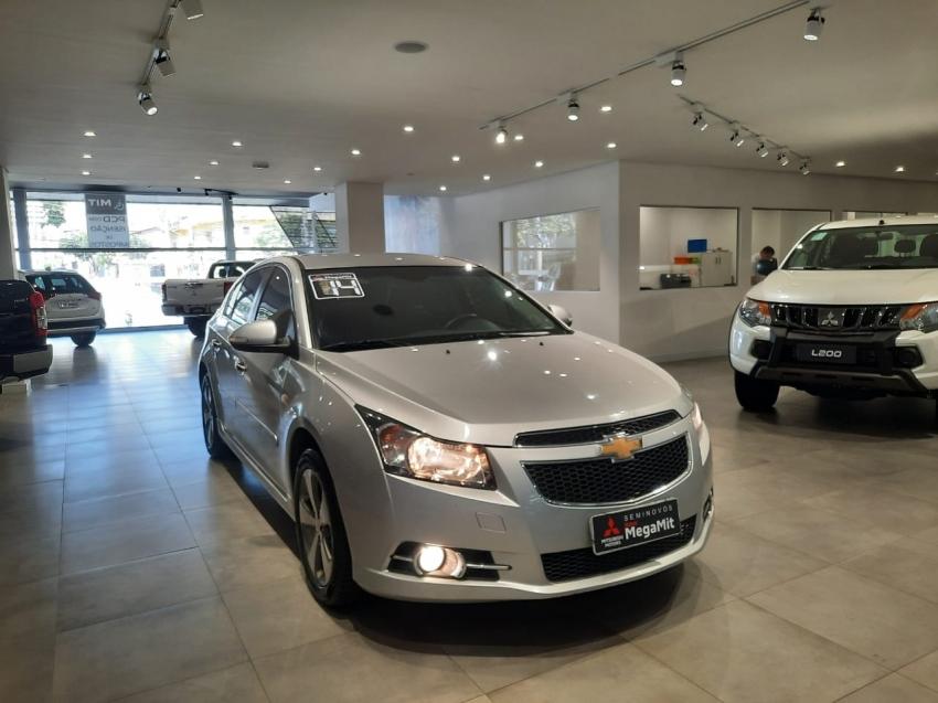Image Chevrolet Cruze Sport Lt Aut Flex 4p Automatico 2014