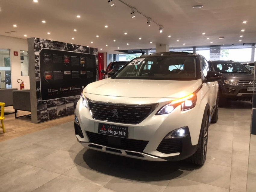 Image Peugeot 3008 Griffe Pack Gasolina 4p Automatico 2020