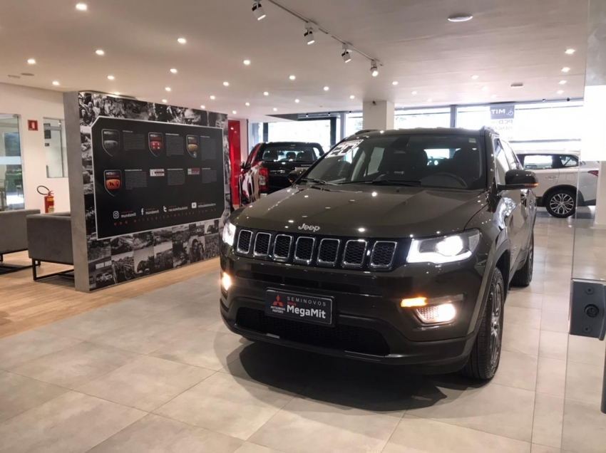 Image Jeep Compass Sport Flex 4p Automatico 2020