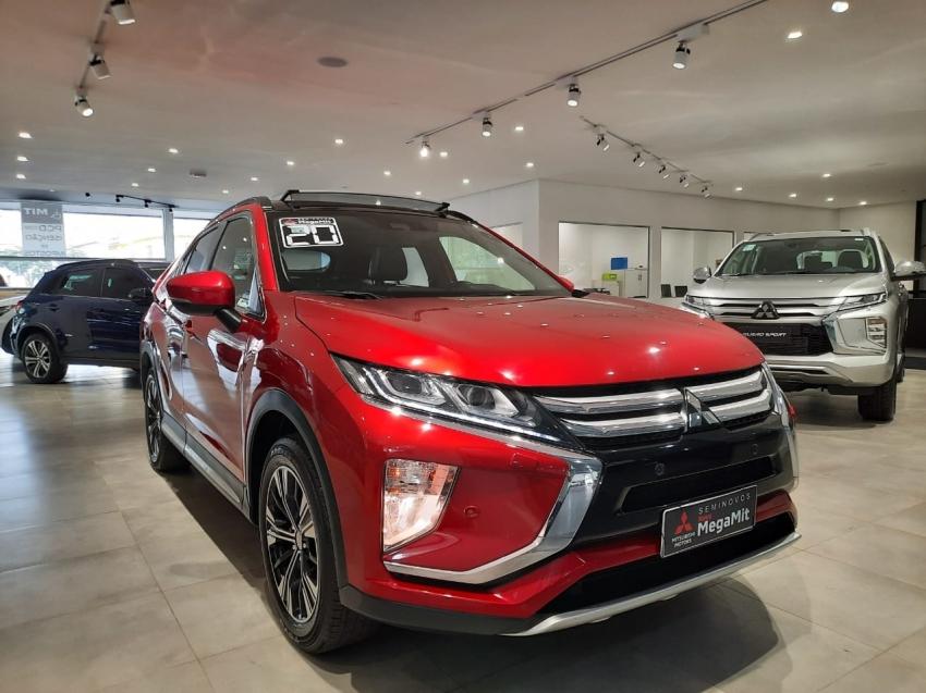 Image Mitsubishi Eclipse Cross Hpe - S Gasolina 4p Automatico 2020