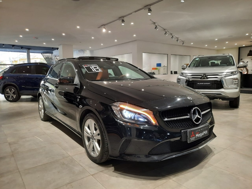 Image Mercedes A 200 A200 Ff Flex 4p Automatico 2018