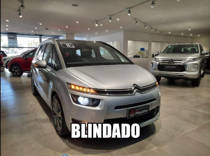 Image Citroen C4 Picasso Gran Gasolina 4p Automatico 2016