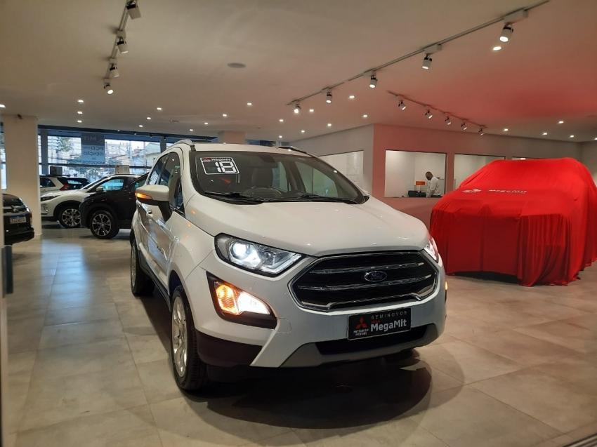 Image Ford Ecosport Titanium Flex 4p Automatico 2018