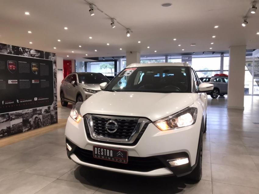 Image Nissan Kicks Sv Flex 4p Automatico 2018