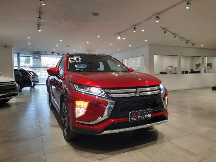 Image Mitsubishi Eclipse Cross Hpe S Gasolina 4p Automatico 2020