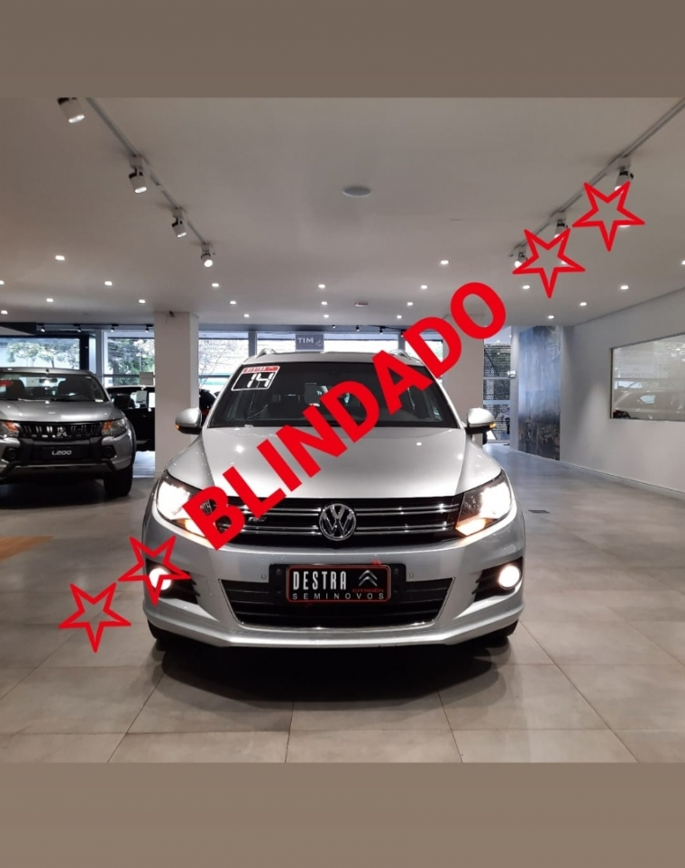 Image Volkswagen Tiguan R-Line Gasolina 4p Automatico 2014