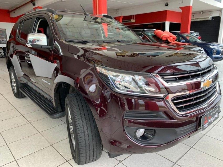 Image Chevrolet Trailblazer Ltz 2.8 Diesel Blindada 4p Automatico 2018