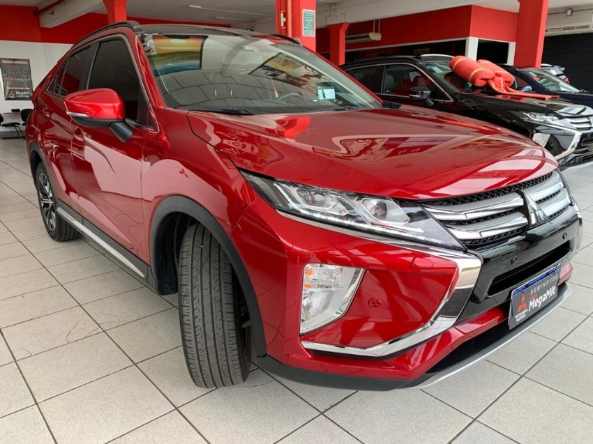 Image Mitsubishi Eclipse Cross Hpe Awc 4x4 Gasolina 4p Automatico 2019