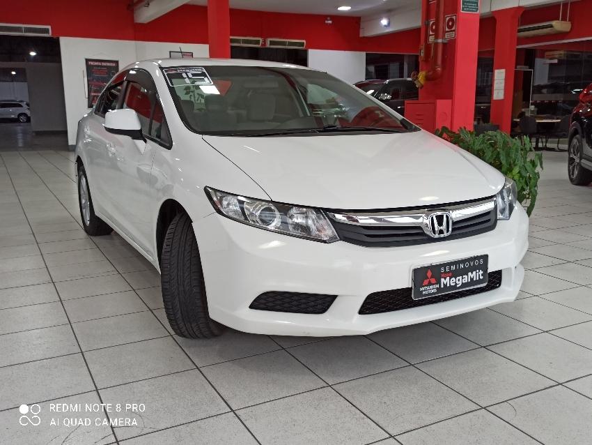 Image Honda Civic Lxs Mt Flex 4p Manual 2015