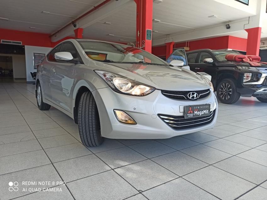 Image Hyundai Elantra Flex 4p Automatico 2014